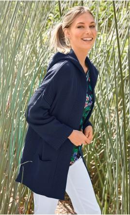 veste à capuche - MERIGNIES