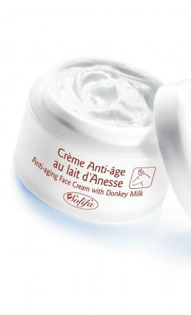 crème au lait d'ânesse - GARENNE