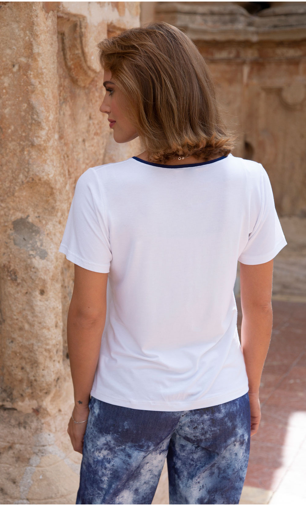 Tee shirt DAMERY. - DAMERY