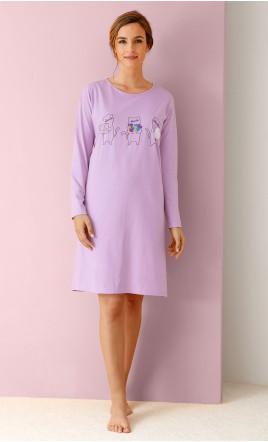 2 chemises de nuit - SAPLET