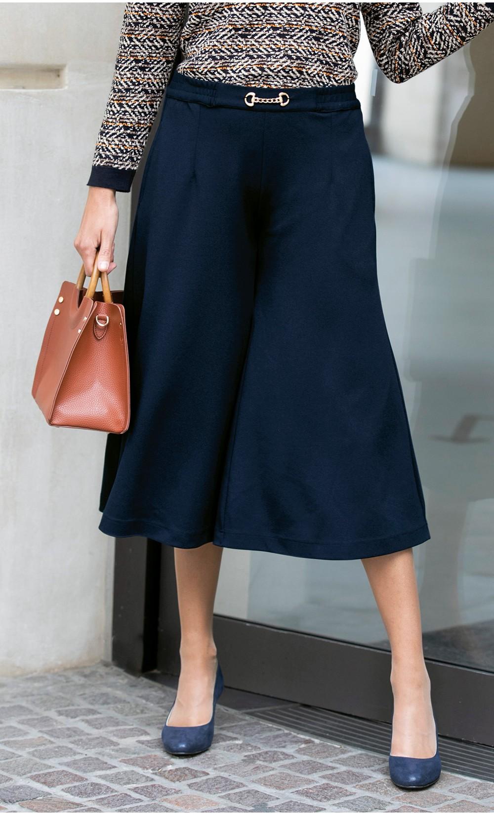Jupe pantalon FOUQUEVILLE - FOUQUEVILLE