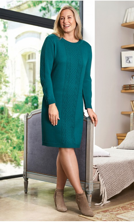 robe tricot - HECTOR