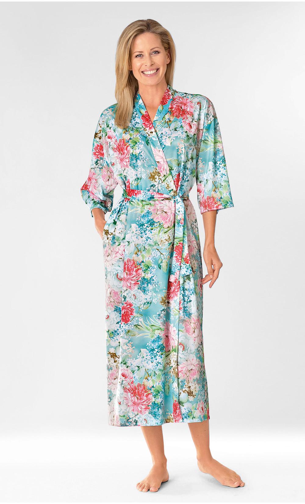 peignoir kimono - SABOTINE