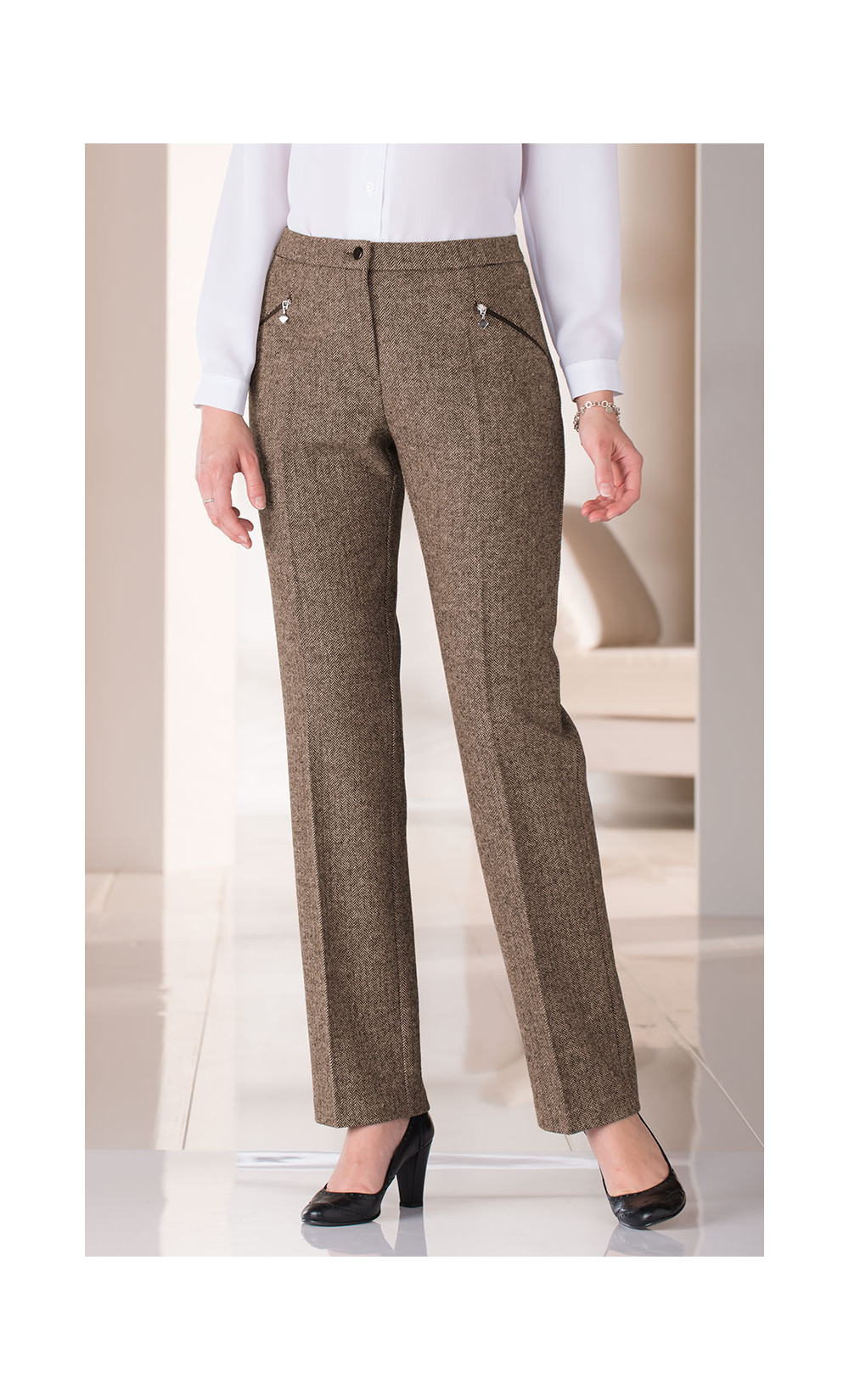 pantalon droit - NEMESIS