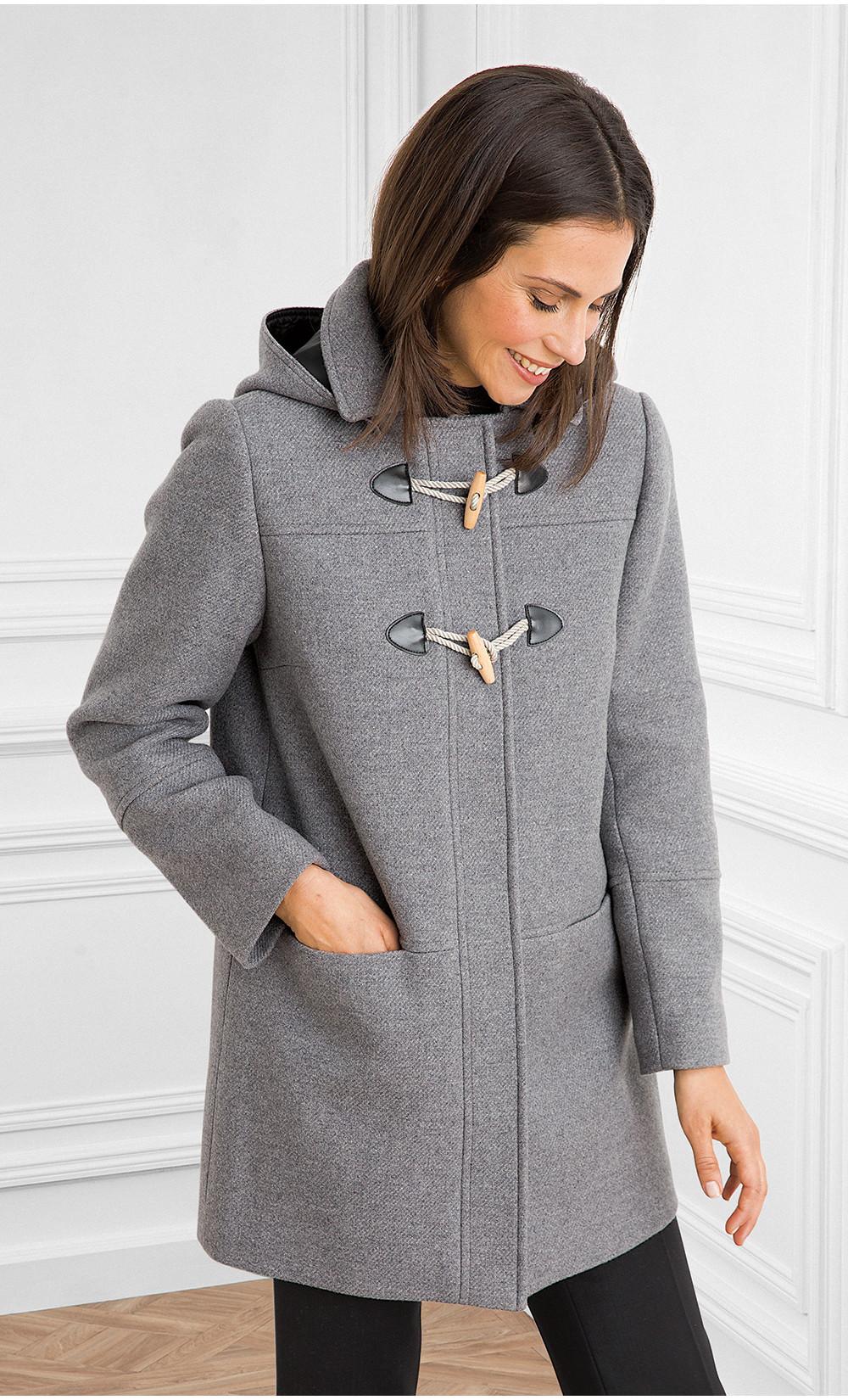 veste-manteau - TRAJET
