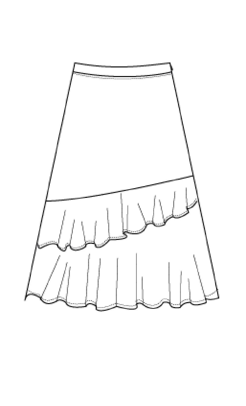 jupe - LEGATO