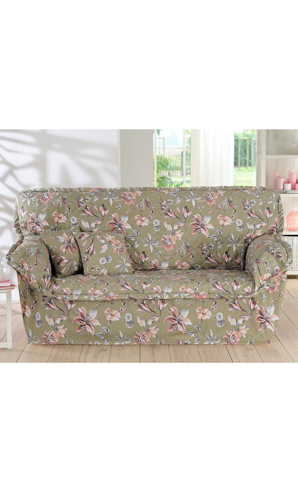 housse préformée pour canapé, fauteuil ou coussins - ROUABLE