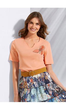 tee-shirt - CHEMINEE