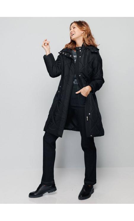 manteau matelassé - TABAROU