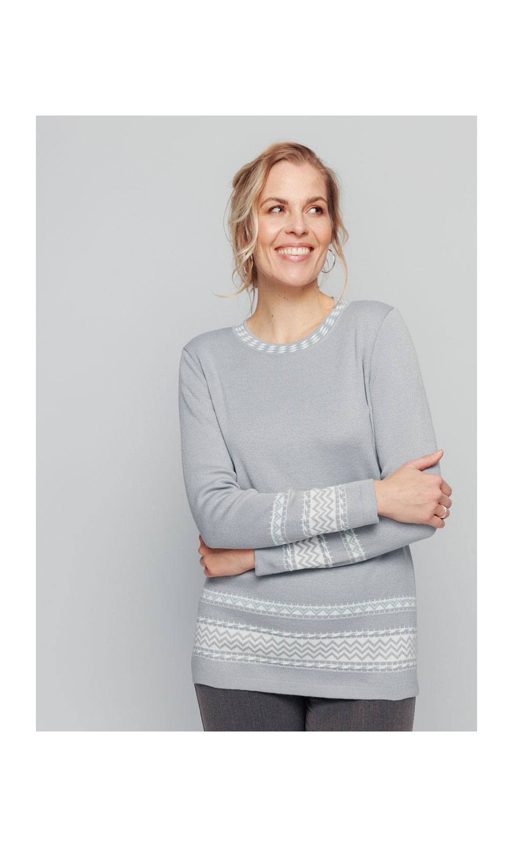pull-tunique - PLESCOP