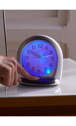 réveil à rétroéclairage LED - GUICHET