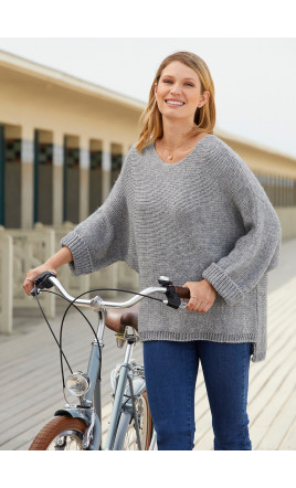 pull-tunique - PAYSAGE