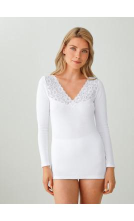 chemise manches longues - VARANE
