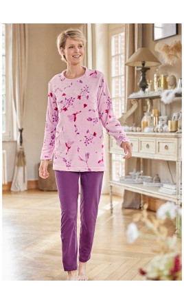 pyjama bi-matière - SIMONA
